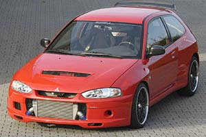 Click here to open the Mitsubishi Colt SR 4X gallery