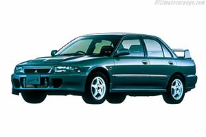 Click here to open the Mitsubishi Lancer EVO II GSR gallery