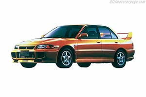 Click here to open the Mitsubishi Lancer EVO III GSR gallery