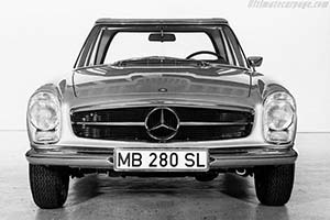 Click here to open the Mercedes-Benz 280 SL Pagoda gallery