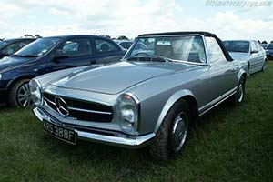 Click here to open the Mercedes-Benz 250 SL Pagoda gallery