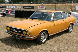 Click here to open the Audi 100 Coupe S gallery