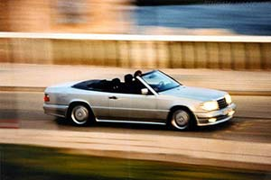 Click here to open the Mercedes-Benz E 36 AMG Cabriolet gallery