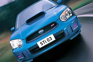 Click here to open the Subaru Impreza WRX STi gallery