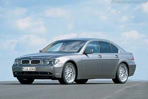 Click here to open the BMW E65 760i gallery