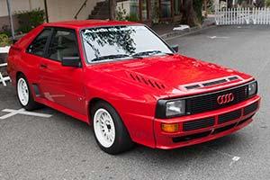 Click here to open the Audi Sport quattro gallery