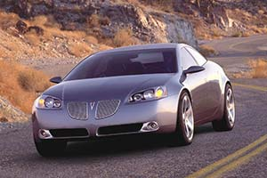 Click here to open the Pontiac G6 gallery