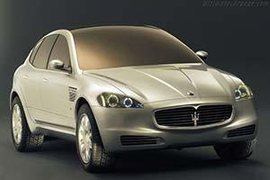 Click here to open the Maserati Kubang GT Wagon gallery