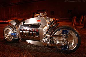 Click here to open the Dodge Tomahawk gallery