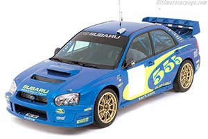 Click here to open the Subaru Impreza WRC 2003 gallery