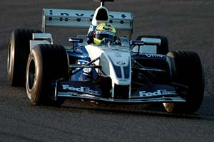 Click here to open the Williams FW25 BMW gallery
