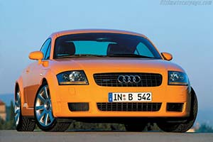 Click here to open the Audi TT 3.2 Quattro Coupe gallery