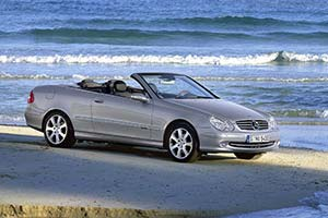 Click here to open the Mercedes-Benz CLK 240 Cabriolet gallery