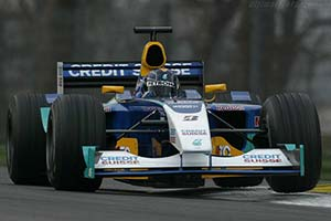 Click here to open the Sauber C22 Petronas gallery