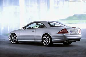 Click here to open the Mercedes-Benz CL 65 AMG gallery