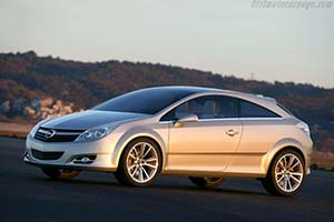 Click here to open the Opel GTC Geneve gallery