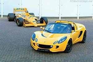 Click here to open the Lotus Elise S2 99T gallery