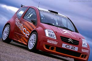 Click here to open the Citroën C2 Super 1600 gallery