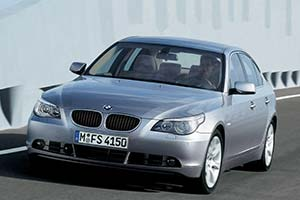 Click here to open the BMW E60 530i gallery