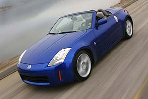 Click here to open the Nissan 350Z Roadster gallery