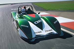Click here to open the Palmer Jaguar JP1 gallery