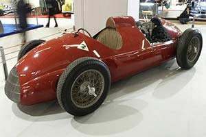 Click here to open the Alfa Romeo 512 gallery