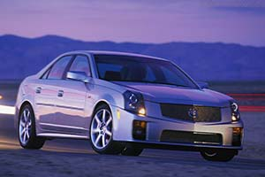 2003 2008 Cadillac Cts V Images Specifications And Information