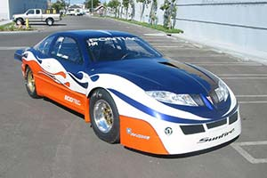 Click here to open the Pontiac FWD Drag Racing Sunfire gallery