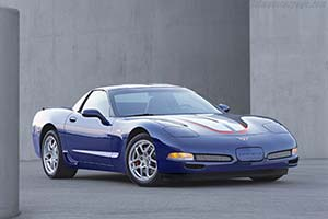 Click here to open the Chevrolet Corvette C5 Z06 Commemorative Edition gallery