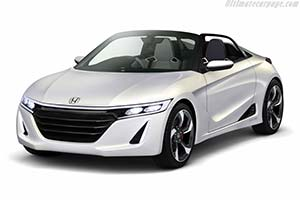 Click here to open the Honda S660 Concept gallery