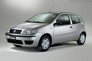Click here to open the Fiat Punto Sporting gallery