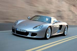 Click here to open the Porsche Carrera GT gallery