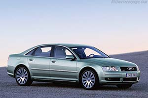 Click here to open the Audi A8 4.0 TDI gallery