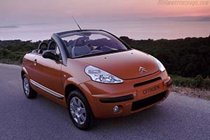 Click here to open the Citroën C3 Pluriel gallery