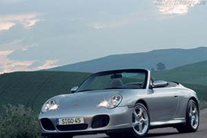 Click here to open the Porsche 996 Carrera 4S Cabriolet gallery