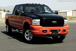 Click here to open the Ford F350 Harley Davidson gallery
