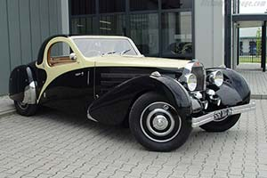 Click here to open the Bugatti Type 57 Atalante Coupe gallery