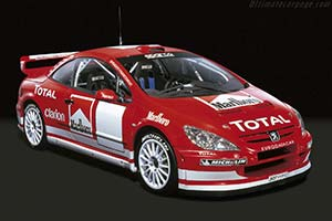 Click here to open the Peugeot 307 CC WRC gallery