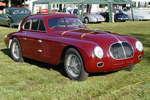 Click here to open the Alfa Romeo 6C 2500 SS Le Mans Berlinetta gallery