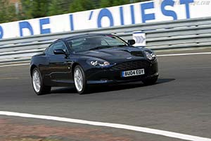 Click here to open the Aston Martin DB9 gallery