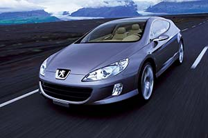 Click here to open the Peugeot 407 Elixer gallery