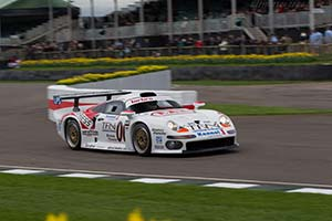 Click here to open the Porsche 911 GT1  gallery