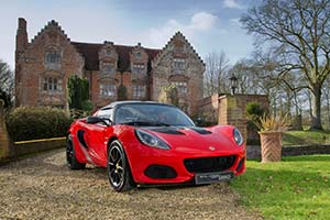 Click here to open the Lotus Elise Sprint 220 gallery