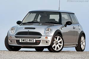 Click here to open the MINI Cooper S Works gallery