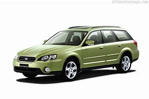 Click here to open the Subaru Outback 3.0R gallery