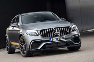 Click here to open the Mercedes-AMG GLC 63 S 4MATIC+ gallery