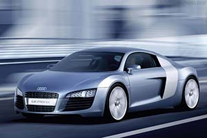 Click here to open the Audi Le Mans Quattro Concept gallery