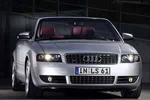 Click here to open the Audi S4 Cabriolet gallery