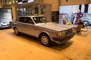 Click here to open the Volvo 262 Bertone Coupe gallery
