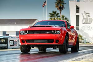 Click here to open the Dodge Challenger SRT Demon gallery